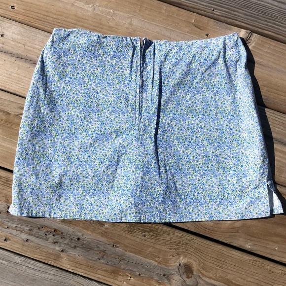 level nine Dresses & Skirts - ☀️Level Nine 13 Floral Print Skort Skirt w/ Shorts